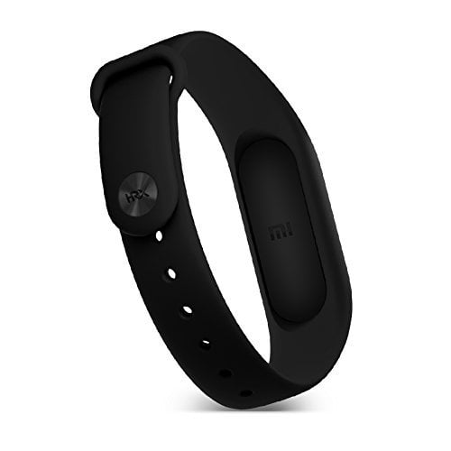 100% Original Mi Band - HRX Edition (Black) With 1 Year Warranty from MI Service Centre(Packing Damage Only)-0