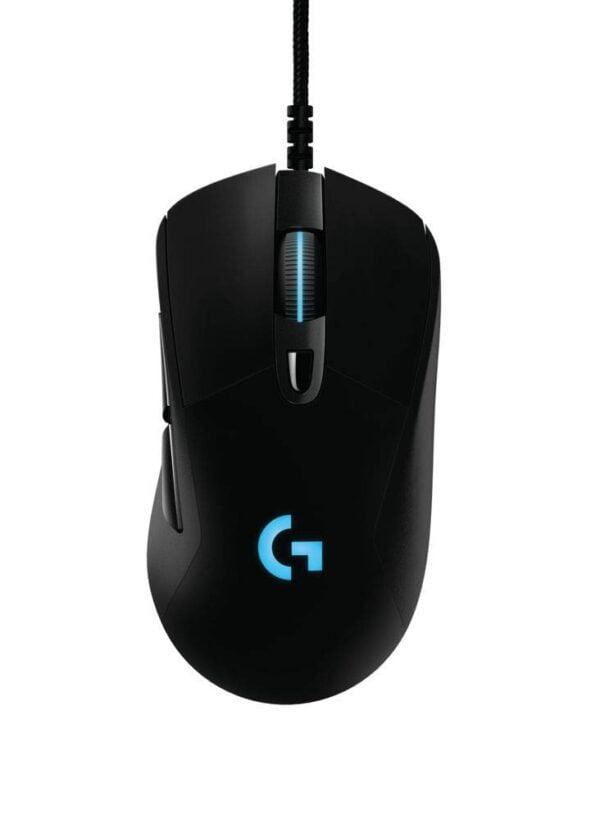 Logitech Prodigy G403 Gaming Mouse (Black)-0