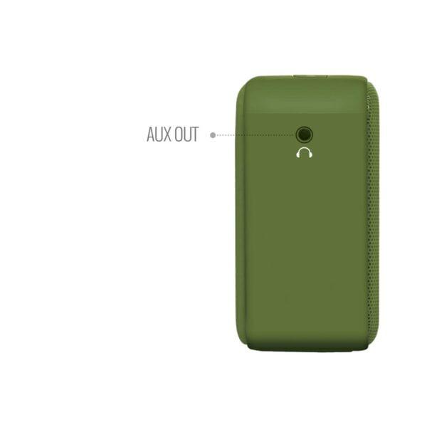 100% Original Saregama Carvaan SCM02 Mini 2.0 Bluetooth Speaker (Sapphire Green)-5781
