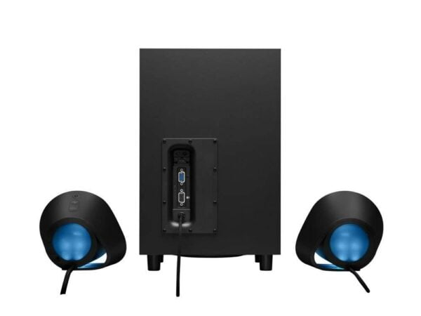 Logitech G560 LIGHTSYNC PC Gaming Speakers with Game Driven RGB Lighting-5619