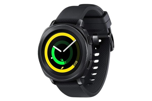Samsung Gear Sport Smartwatch (Black) (100% New but Packing/Seal is Damage) with 1Year Warranty-5723