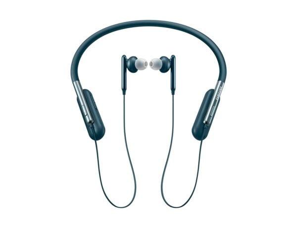 Samsung U Flex Bluetooth In-ear Flexible Headphones with Microphone (Blue)-5818