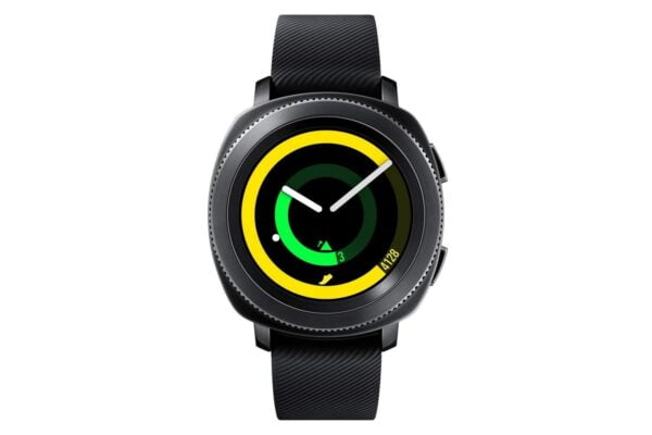Samsung Gear Sport Smartwatch (Black) (100% New but Packing/Seal is Damage) with 1Year Warranty-5719