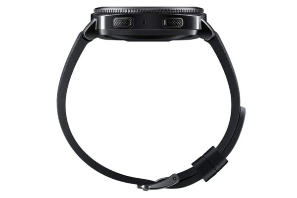 Samsung Gear Sport Smartwatch (Black) (100% New but Packing/Seal is Damage) with 1Year Warranty-5720