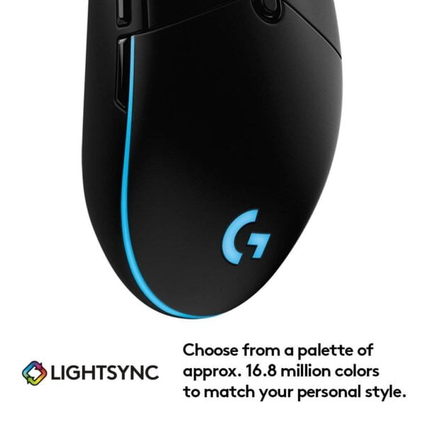 Logitech G102 Optical Gaming Mouse (2nd Generation)-5577
