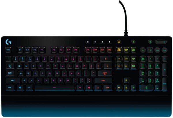 Logitech Prodigy G213 Gaming Keyboard-5539