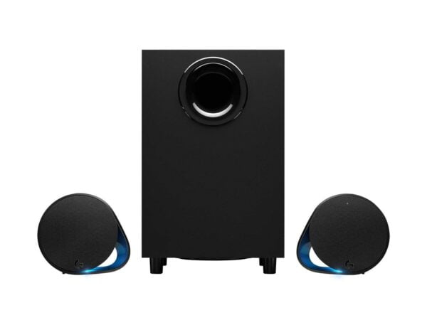 Logitech G560 LIGHTSYNC PC Gaming Speakers with Game Driven RGB Lighting-0