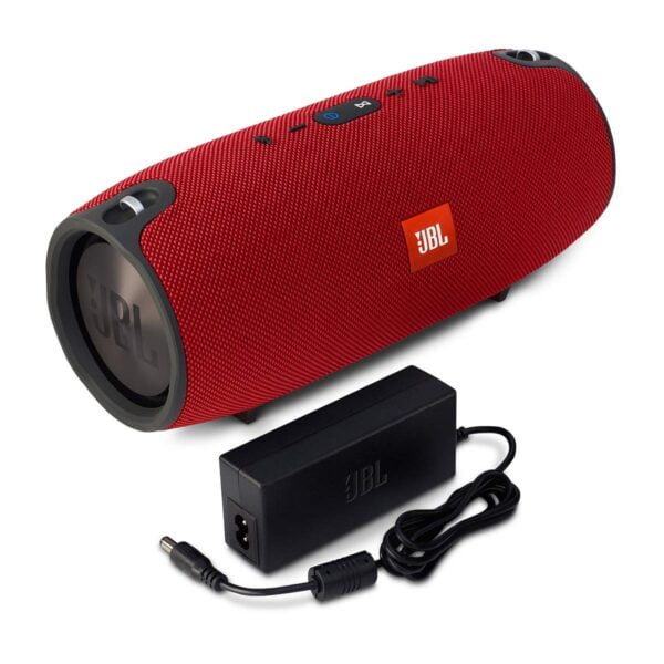 JBL Xtreme Ultra-Powerful Portable Speaker with Built-in Powerbank (Red)-5798