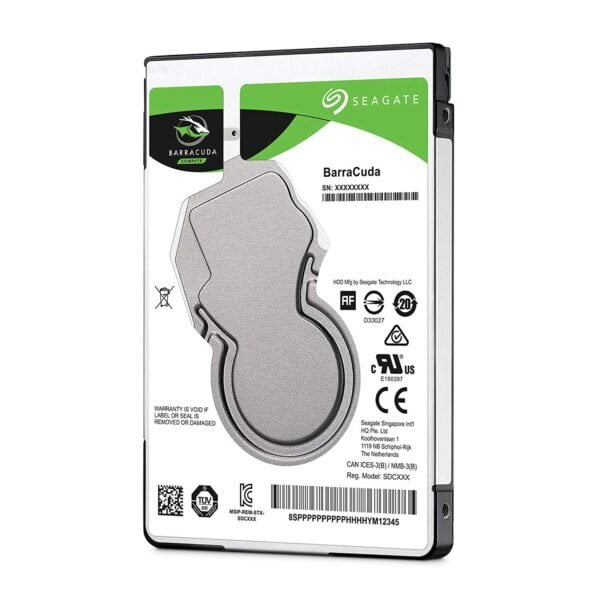 "Seagate 500GB Barracuda 5400 RPM 128MB Cache SATA 6.0GB/s 2.5"" Laptop Internal Hard Drive-0"