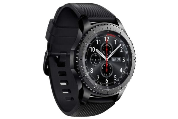 SAMSUNG Gear S3 Frontier Smartwatch (100% New but Seal is Open)-0