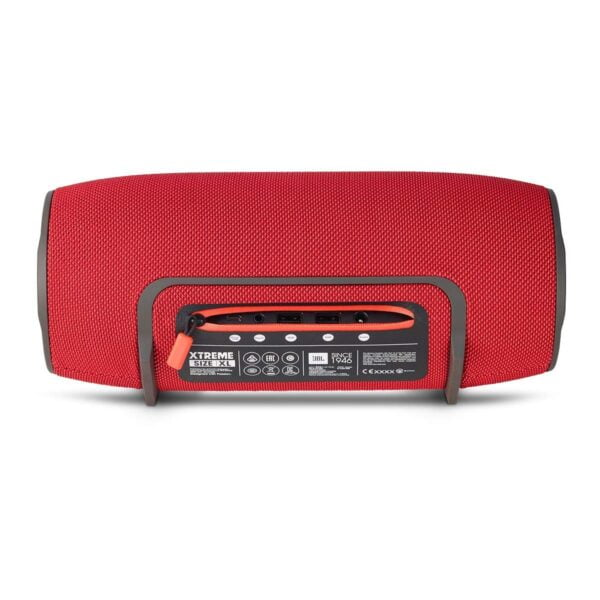 JBL Xtreme Ultra-Powerful Portable Speaker with Built-in Powerbank (Red)-5795