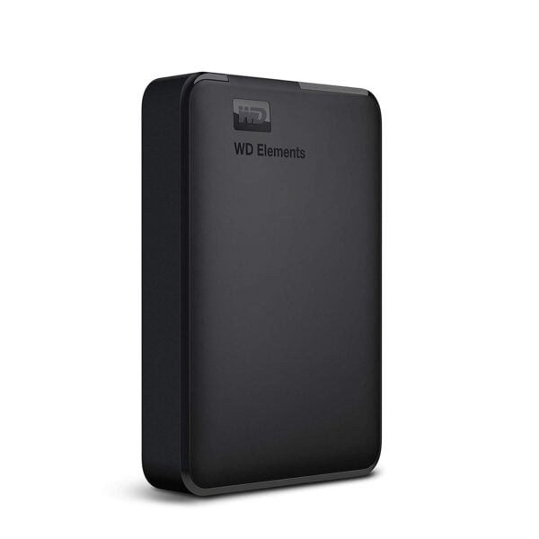 Western Digital Elements 1TB Portable External Hard Drive (Black)-5686