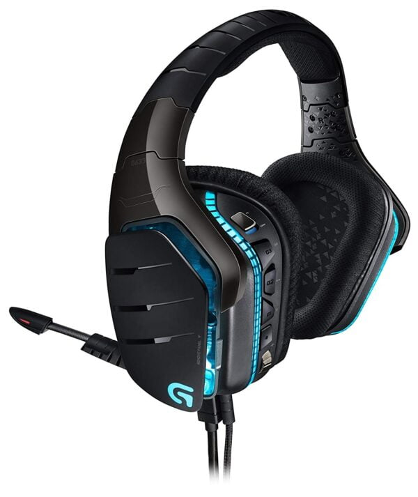 Logitech Artemis Spectrum G633 Gaming Headphones-0
