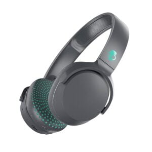 Skullcandy Riff S5PXW-L672 Wireless On-Ear Headphone (Gray/Speckle/Miami) …-0