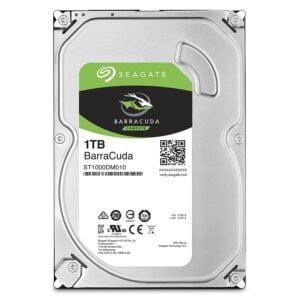 "Seagate BarraCuda 1TB 64MB Cache SATA 6.0Gb/s 3.5"" Hard Drive Bare Desktop Drive-0"