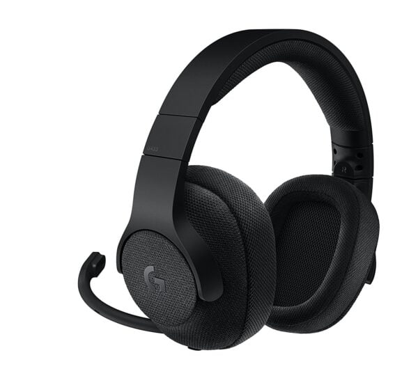 Logitech G433 7.1 Surround Sound Gaming Headset (Black)-5594