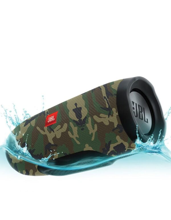 JBL Charge 3 Portable Bluetooth Speakers (Squad)-5905