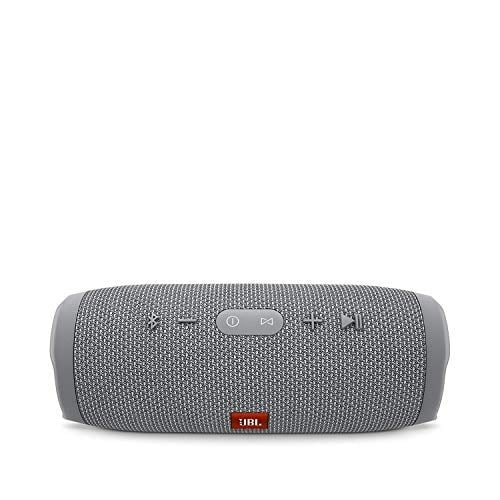 JBL Charge 3 Powerful Portable Speaker (Grey)-5894