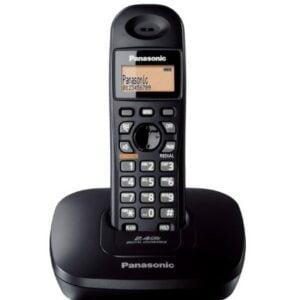 Panasonic Single Line 2.4GHz KX-TG3611SX Digital Cordless Telephone-0