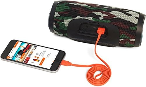 JBL Charge 3 Portable Bluetooth Speakers (Squad)-5897