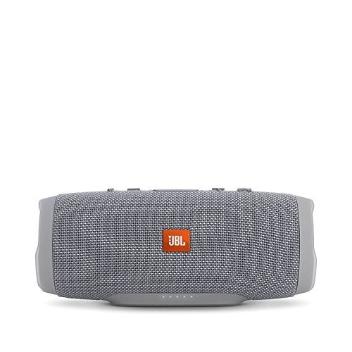 JBL Charge 3 Powerful Portable Speaker (Grey)-5893