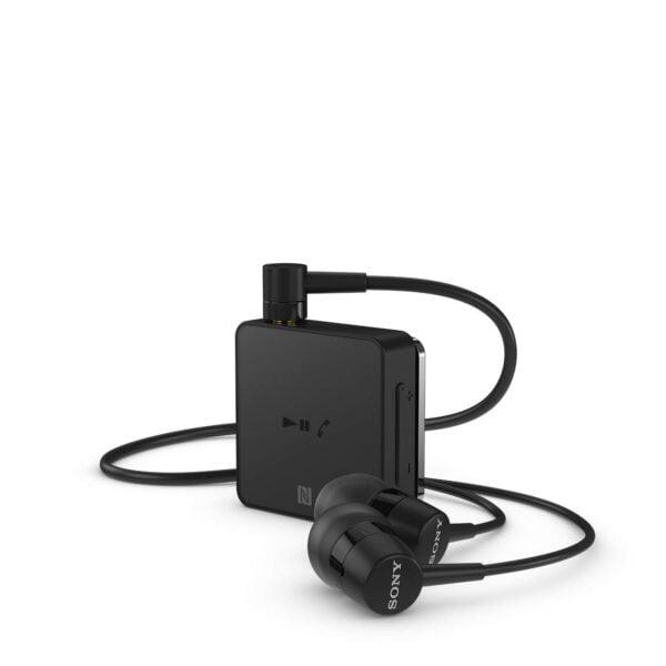 Sony SBH-24 Wireless Stereo Headphones with Google Siri Compatibility (Black)-0