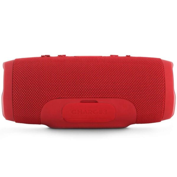 JBL Charge 3 Powerful Portable Speaker with Built-in Powerbank (Red)-5874