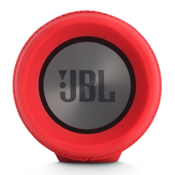 JBL Charge 3 Powerful Portable Speaker with Built-in Powerbank (Red)-5876
