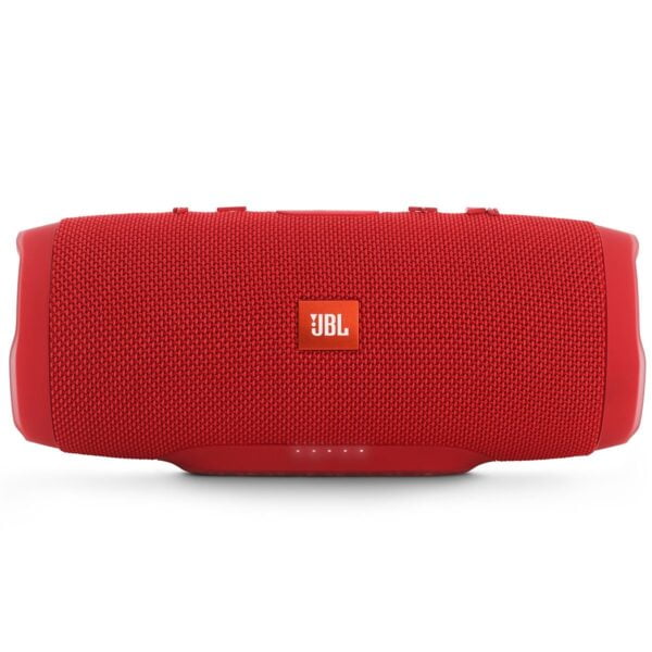 JBL Charge 3 Powerful Portable Speaker with Built-in Powerbank (Red)-5877