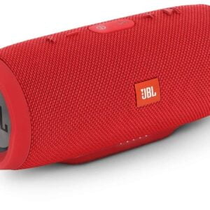 JBL Charge 3 Powerful Portable Speaker with Built-in Powerbank (Red)-0