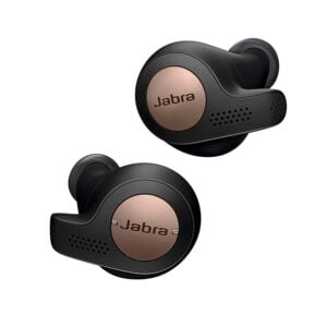 Jabra Elite Active 65t True Wireless Earbuds and Charging Case (Titanium Black)-0