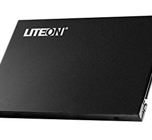 LiteOn PH6-CE120 2.5-Inch 120 GB 3D NAND Internal Solid State Drive - Black-0