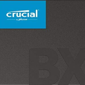 Crucial BX500 120GB 3D NAND SATA 2.5-inch SSD-0