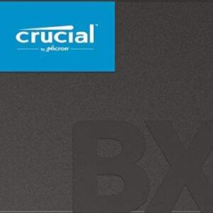 Crucial BX500 240GB 3D NAND SATA 2.5-inch SSD-0