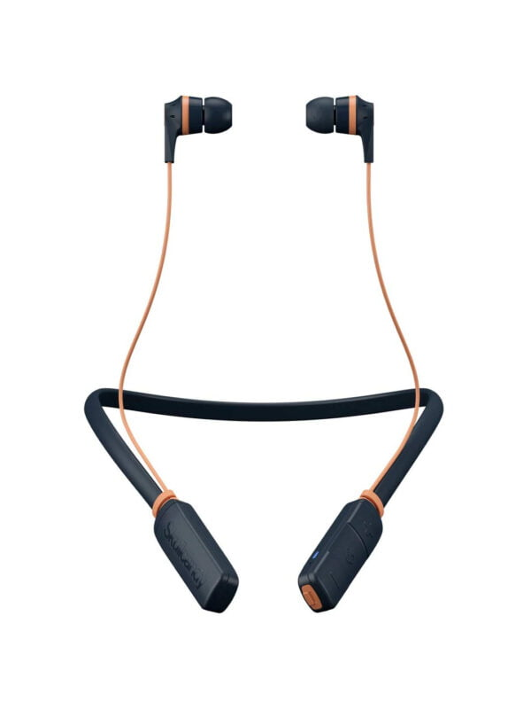 Skullcandy S2IKW-L681 Ink'd Wireless in Ear with Mic Sunset/Orange (100% Original with Brand warranty)-6168