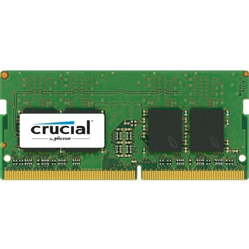 Crucial 4GB Single DDR4 2666mhz MT/S (PC4-19200) Unbuffered Laptop 260-Pin Memory also works in 2133mhz and 2400mhz-0