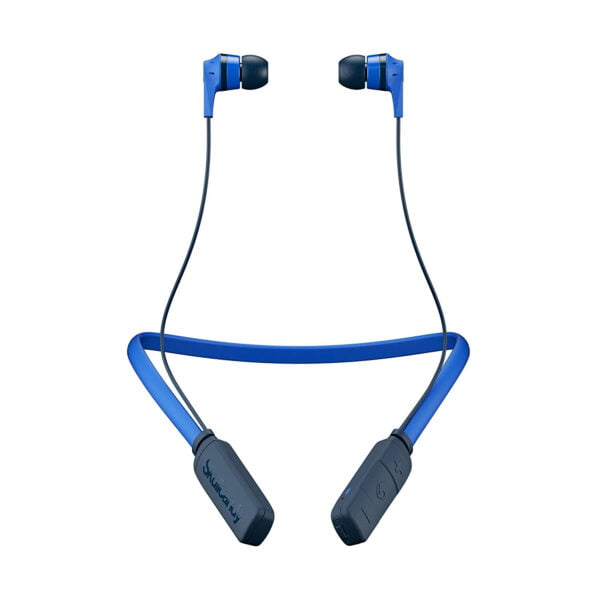 Skullcandy S2IKW-J569 Ink'd Bluetooth Wireless in-Ear Earbuds with Mic (Royal Blue) (100% Original with Brand warranty)-6049