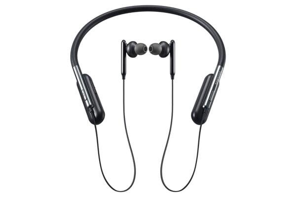 Samsung U Flex Bluetooth In-ear Flexible Headphones with Microphone (Black)-6152