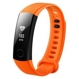 Honor Band 3 Activity Tracker (Orange) (Packing Damage)-0