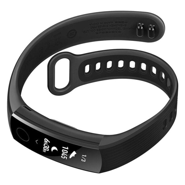 Honor Band 3 Activity Tracker (Black)(Packing Damage)-6087