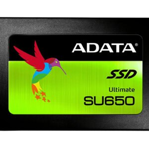 "ADATA SU630 480GB 3D-NAND 2.5"" SATA III High Speed Read up to 520MB/s Internal Solid State Drive (ASU650SS-480GT-C)-0"