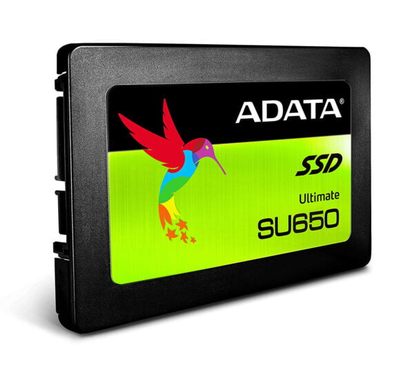 """ADATA SU630 480GB 3D-NAND 2.5"""" SATA III High Speed Read up to 520MB/s Internal Solid State Drive (ASU650SS-480GT-C)-6174"""