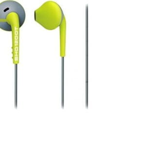 Philips ActionFit MP3 Headphones (Green/Grey)-0