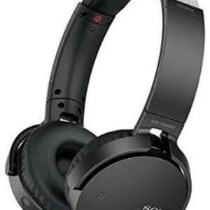 Sony Extra Bass MDR-XB650BT Wireless Headphones (Black)-0