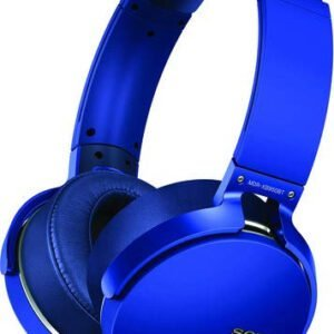 Sony MDR-XB950B1 On-Ear Wireless Premium Extra Bass Headphones (Blue)-0