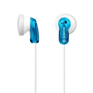 Sony MDR-E9LP In-Ear Headphones (Blue)-0