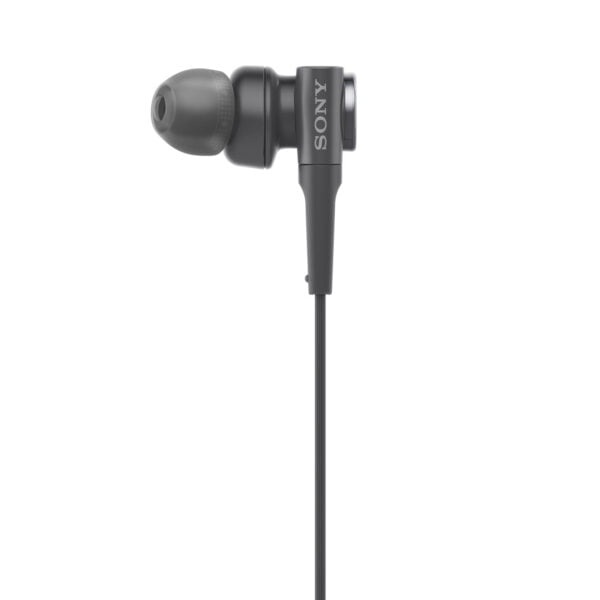 Sony MDR-XB55AP Extra Bass in-Ear Headphone with Mic (Black)-6406