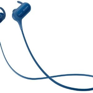 Sony Extra Bass MDR-XB50BS Active Sports Wireless in-Ear Headphones (Blue)-0