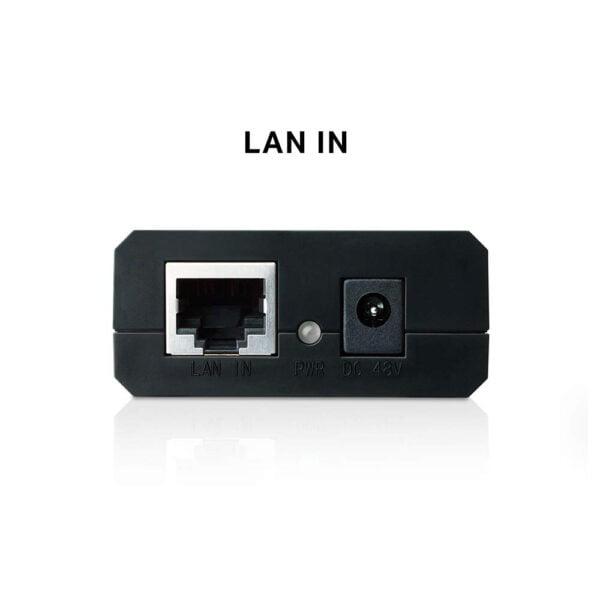 TP-LinkTL-POE150S POE Injector (Black)-6363