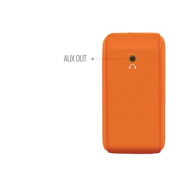 100% Original Saregama Carvaan Mini SCM02 Bhakti Bluetooth Speaker (Orange)-6896